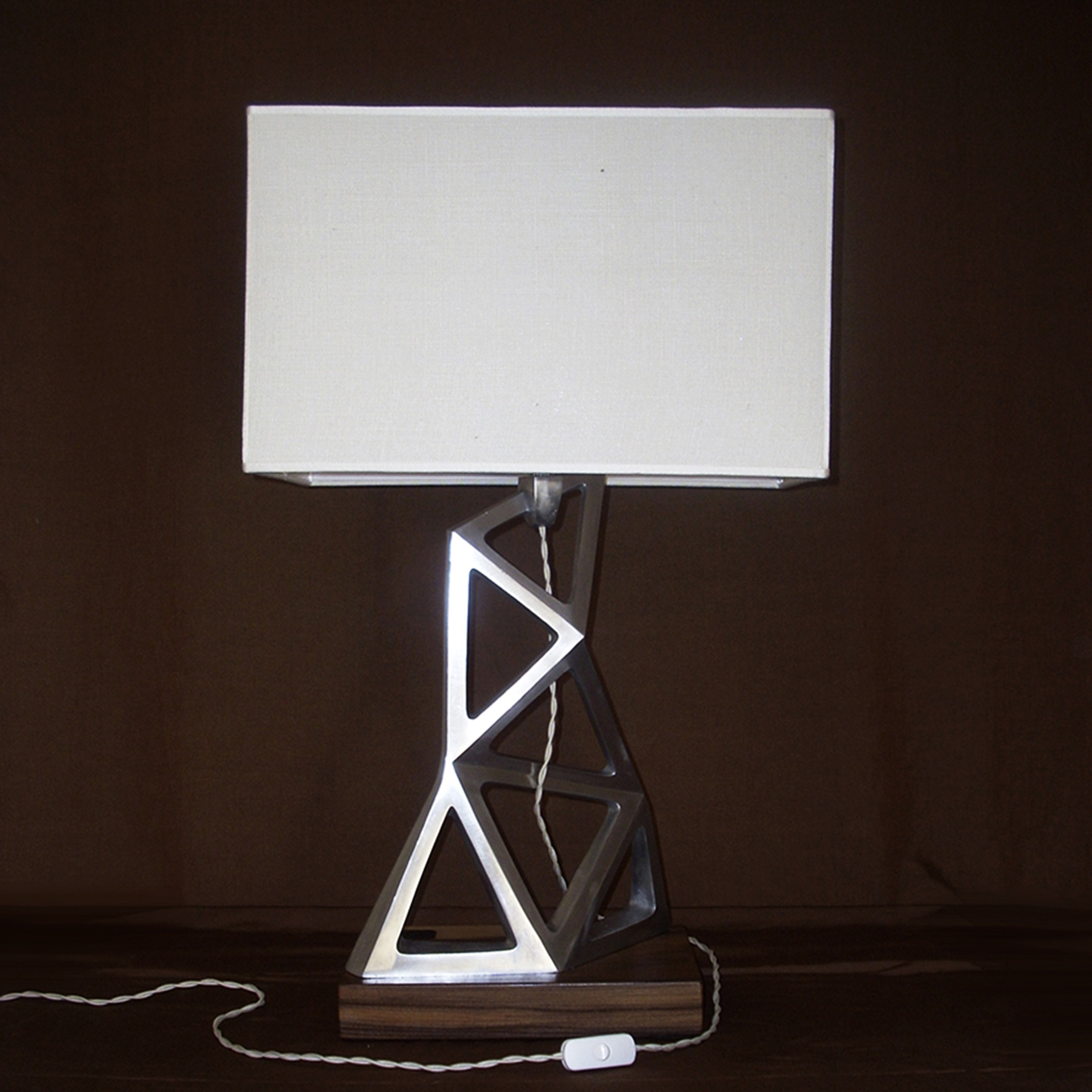 Space Frame lamp